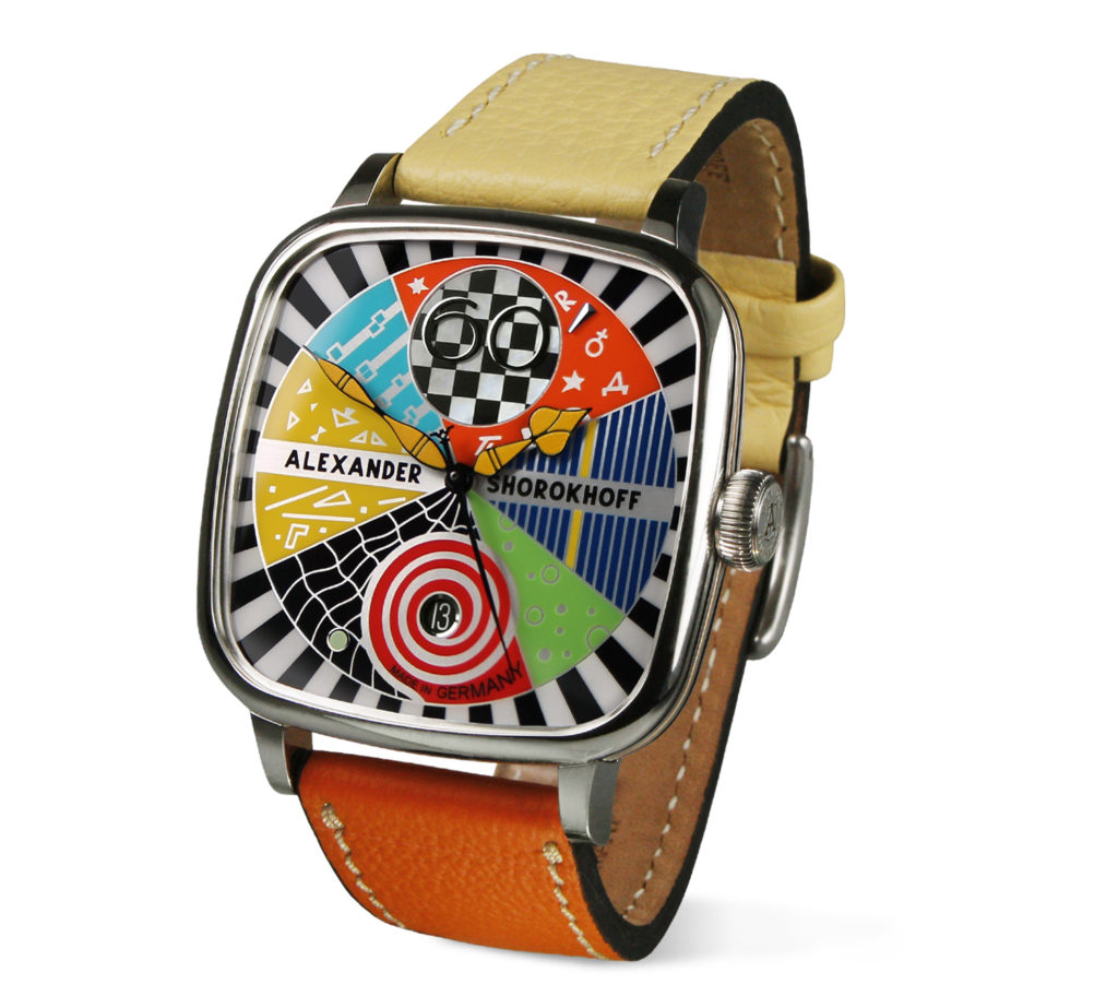 kandy avantgarde luxury watch