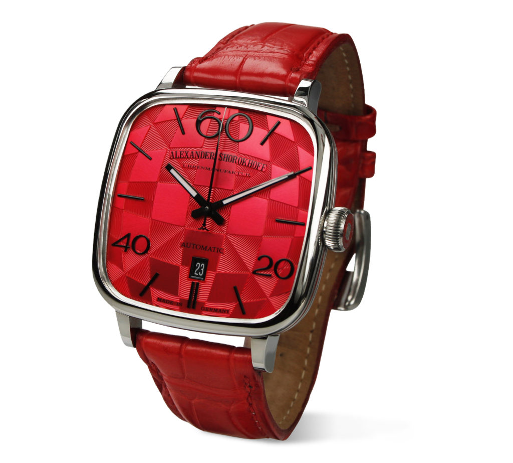 kandy red watch