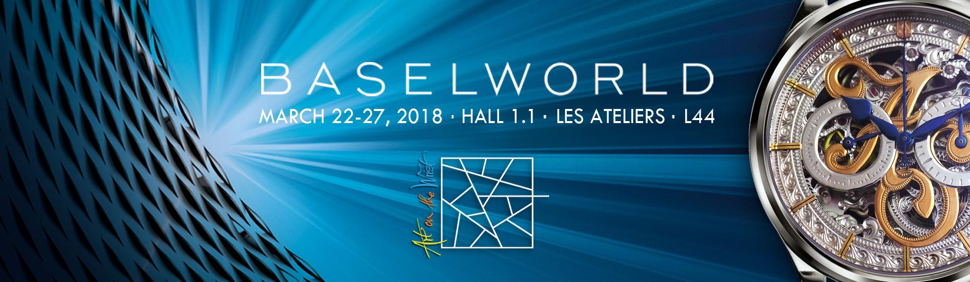 baselworld 2018 alexander shorokhoff
